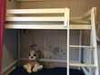 lit blanc superposé 1 place Toulouse (31)