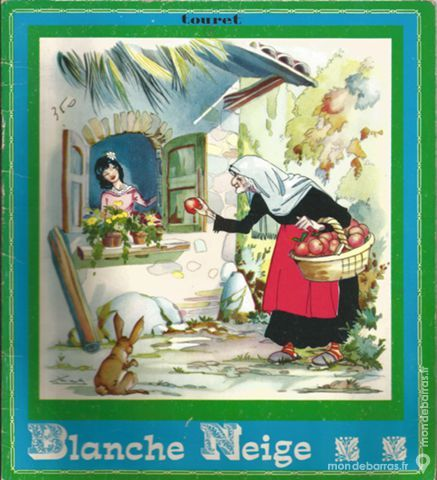 BLANCHE NEIGE Collection Carillon, année 70 6 Antony (92)