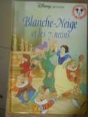 Blanche-neige et les 7 nains - DISNEY 3 Semoy (45)