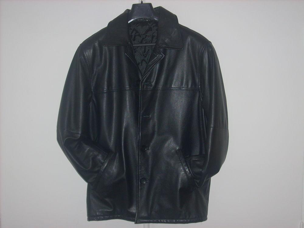 Blazer cuir Homme 50 Nice (06)