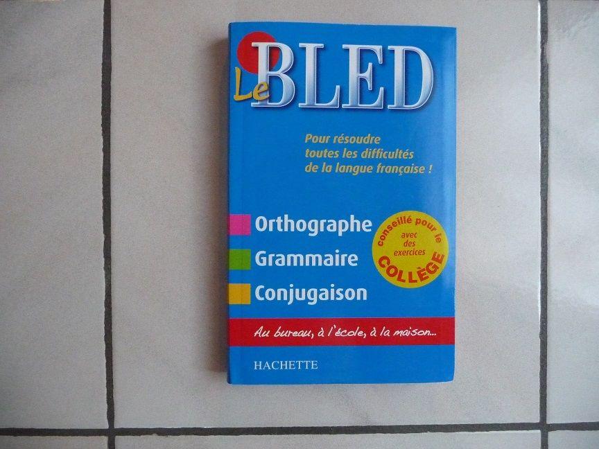 BLED pour le Collège - Neuf 12 Montigny-le-Bretonneux (78)
