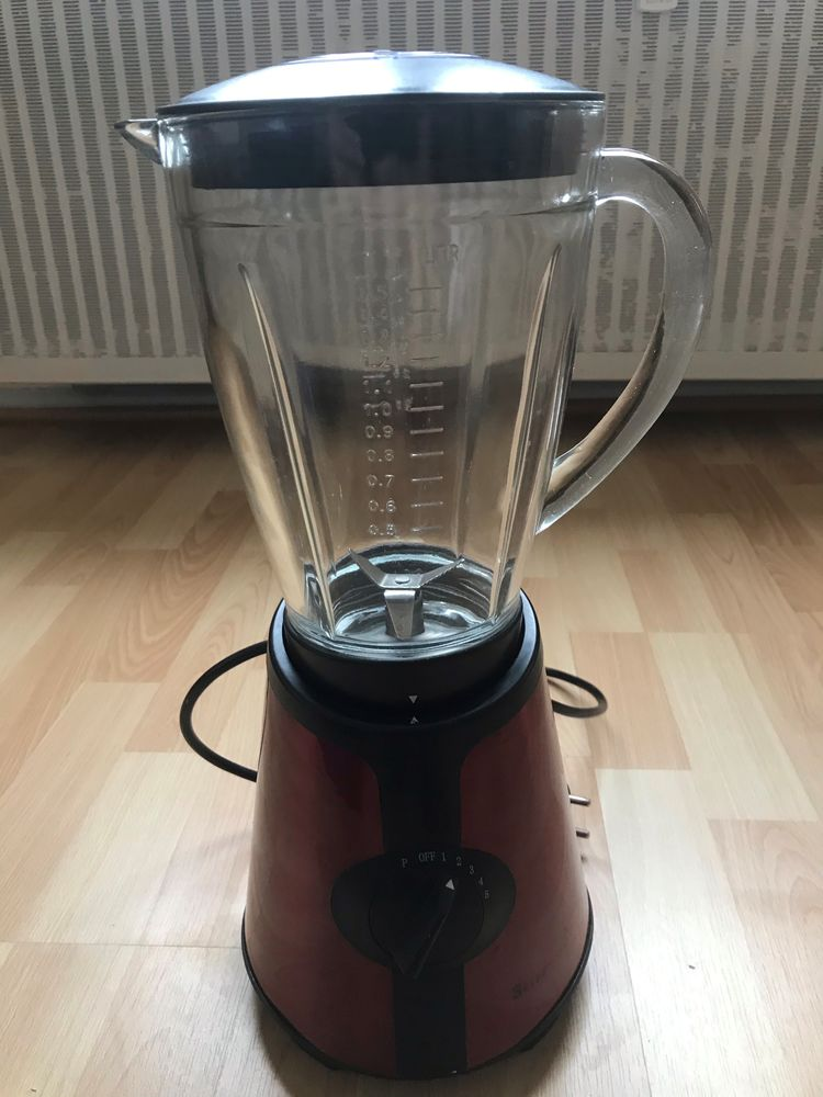 Blender avec bocal en verre 15 Saint-Louis (68)
