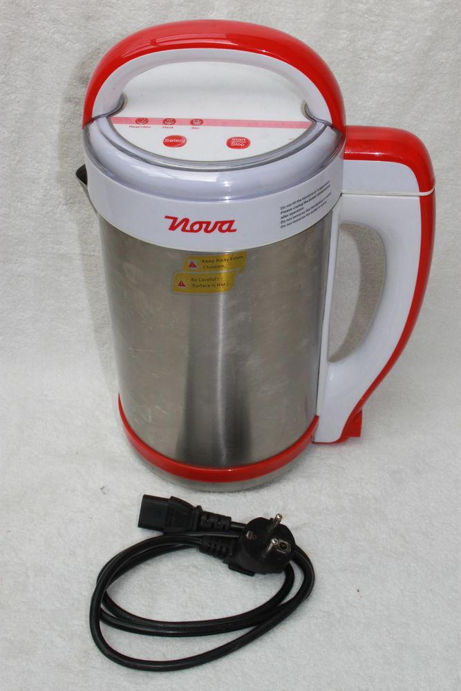 Blender mixeur chauffant Nova  30 Montigny-Lencoup (77)