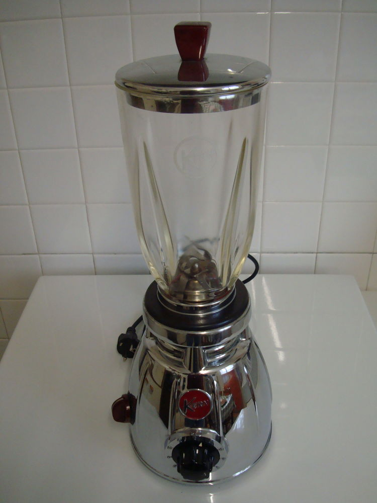 Blender vintage KERN ,objet ancien ,robot, cuisine. 65 Is-sur-Tille (21)