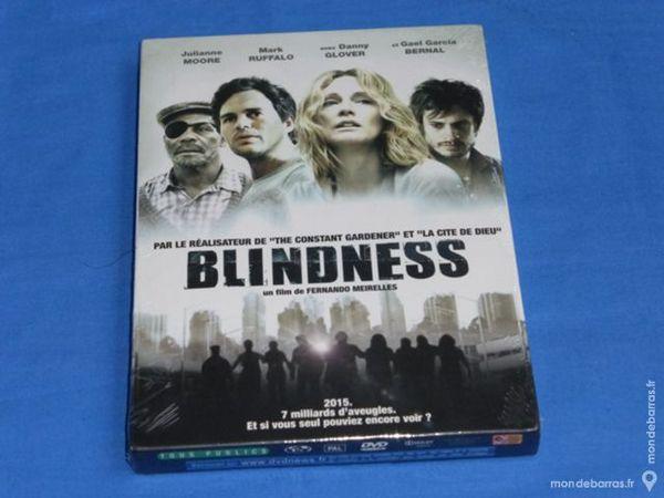 DVD BLINDNESS NEUF SOUS BLISTER 5 Créteil (94)