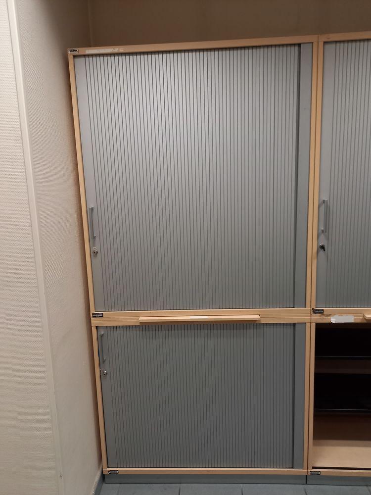 Bloc armoire haute avec 4 étagères et clé 150 Grenoble (38)