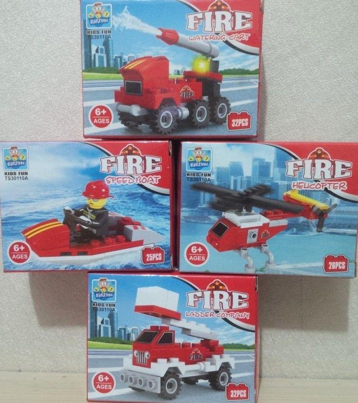 bloc de construction pompier 3 Valentigney (25)