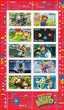 Bloc timbres France YB91, 2005, héros jeux vidéo