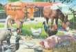 Bloc timbres France YB69, 2004, animaux de la ferme