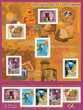 Bloc timbres France YB35 - Le siècle au fil du timbre n°3