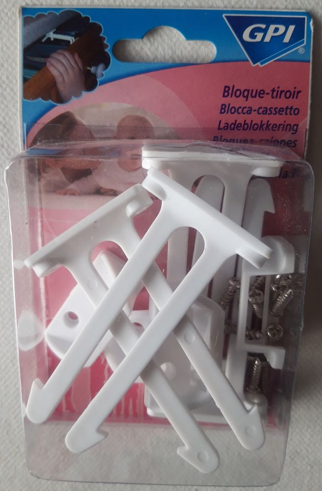 Bloque-tiroirs GPI / sécurité enfant 13 Mâcon (71)