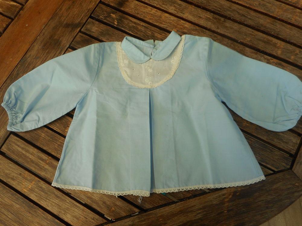 Blouse bébé garçon 3 mois 8 Nieuil-l'Espoir (86)