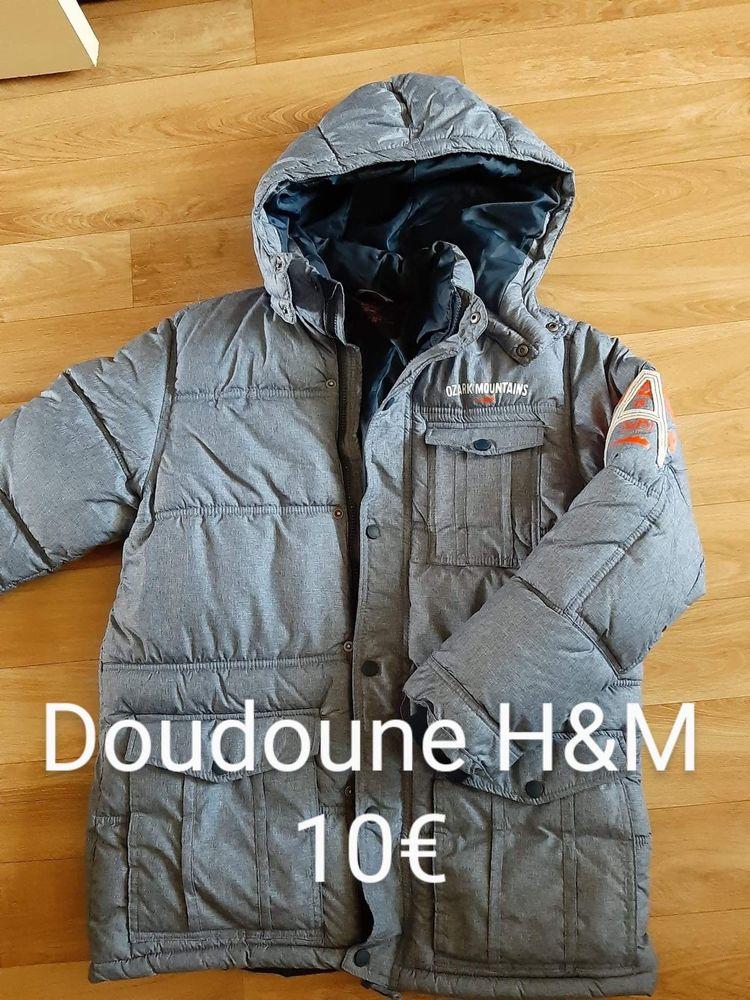 BLOUSON H&M ,BLOUSON SCOTT , DOUDOUNE LOTTO  TAILLE S\M 10 Amiens (80)