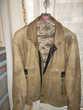 BLOUSON CUIR AVIATEUR HOMME T 48 Vêtements