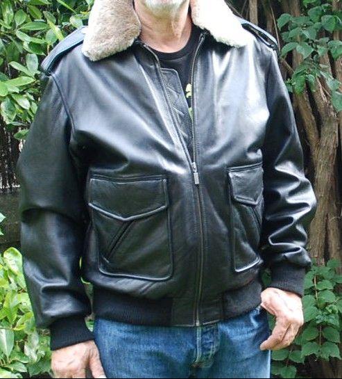 dc882588826e Achetez blouson cuir homme occasion, annonce vente à Le Perreux-sur ...