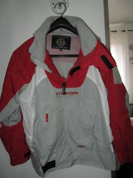 blouson 10 ans dynawork 4 Nommay (25)