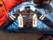 Blouson enfant mixte moto  90 Bourges (18)