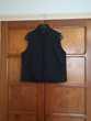 Blouson femme noir sans manche taille 44 15 Le Bourget-du-Lac (73)
