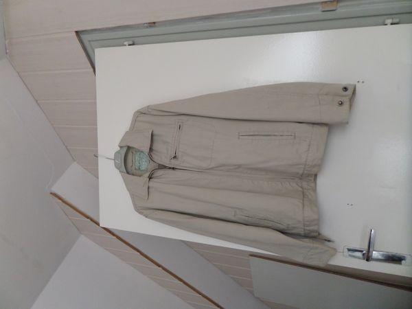 Blouson homme clair Taille S zippé 4 Ancenis (44)