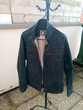 blouson jean huilé Vêtements