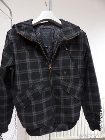 Blouson marque VOLCOM cavelier II jacket taille S 60 Halluin (59)