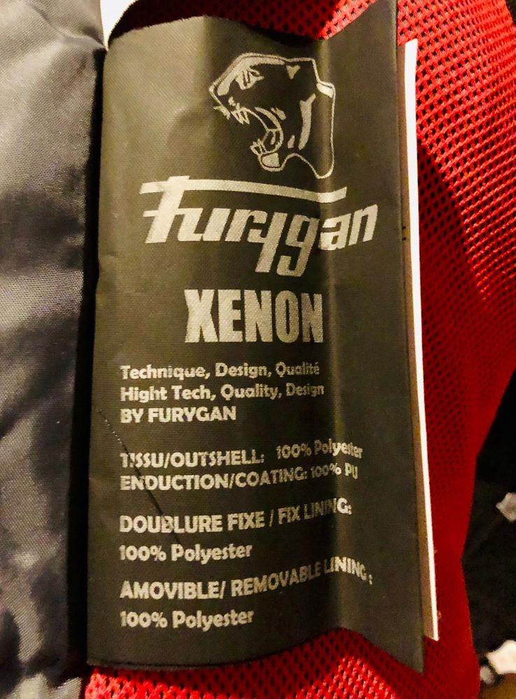 blouson moto Furygan Xénon Homme 80 Villenave-d'Ornon (33)
