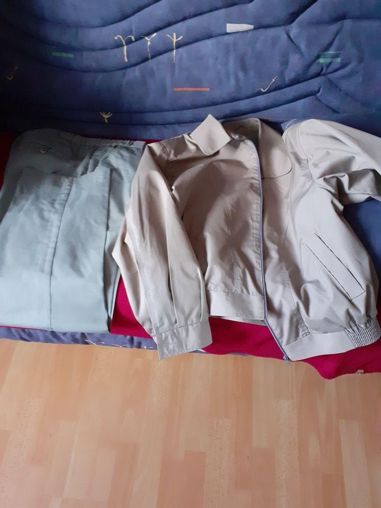 blouson et pantalon Vêtements