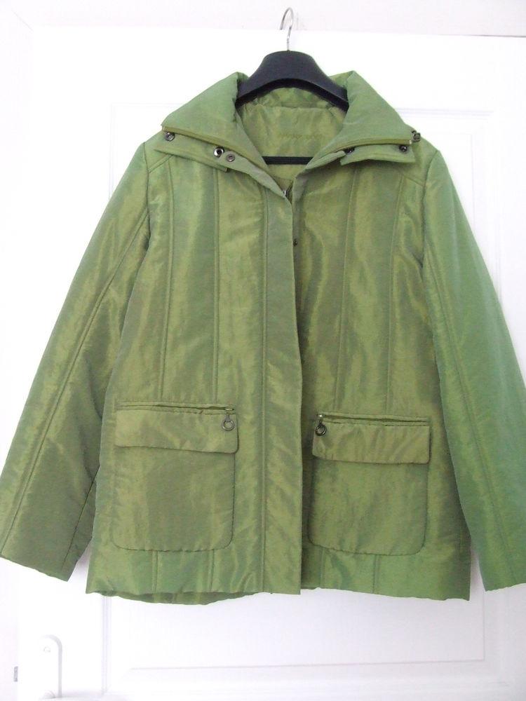blouson vert 3/4 FRANK EDEN 25 Montenois (25)