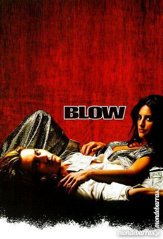 K7 vhs: Blow (239) DVD et blu-ray