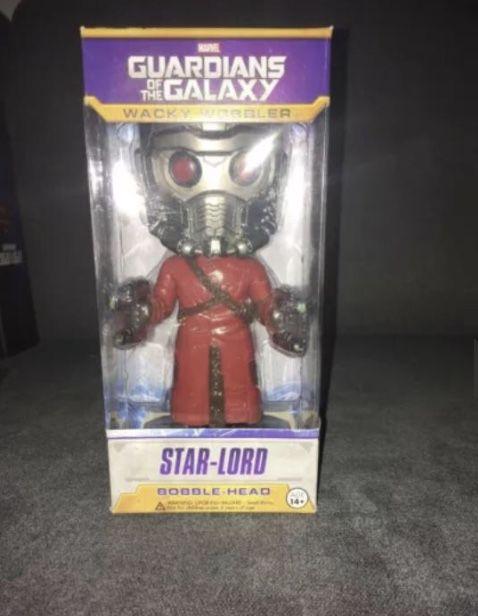 Bobble-Head Starlord Gardiens De La Galaxie
