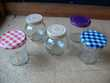 Bocaux et Pots de Conservation Jardin