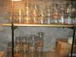 Bocaux en verre pour conserve. Sainte-Marie-aux-Chênes (57)