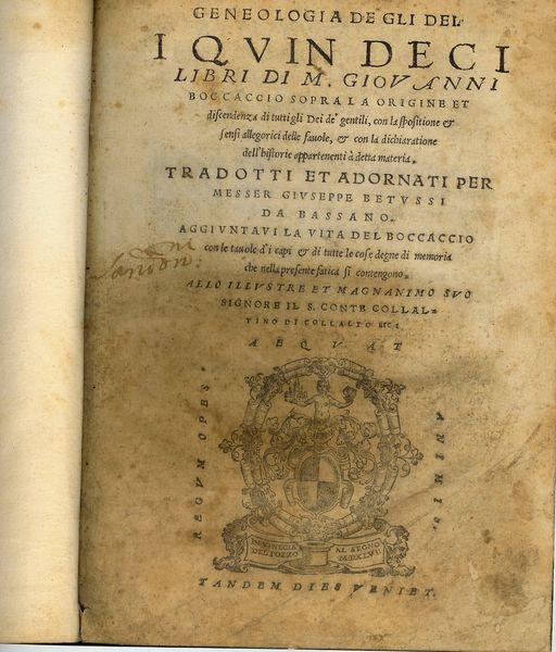 Boccaccio Geneologia degli dei 1547 1800 Pietraserena (20)