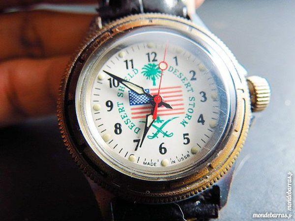 BOCTOK montre Russe homme RUS0041 50 Metz (57)