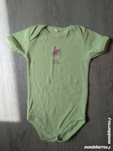 Body manche courte 9 mois Vêtements enfants