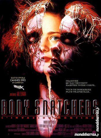 K7 Vhs: Body Snatchers (379) 6 Saint-Quentin (02)