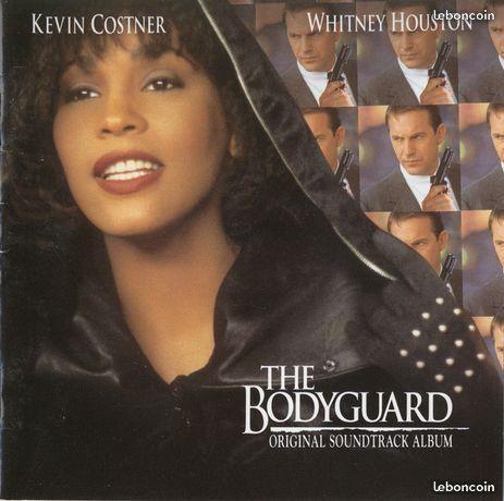 Cd The Bodyguard CD et vinyles