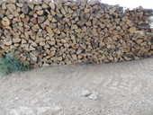 bois de chauffage chataigner sec livré 150 Fougères (35)