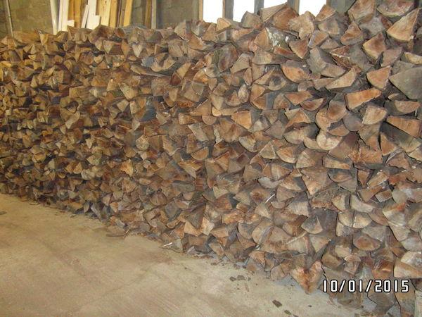 Bois de chauffage sec, livré 57 Morez (39)