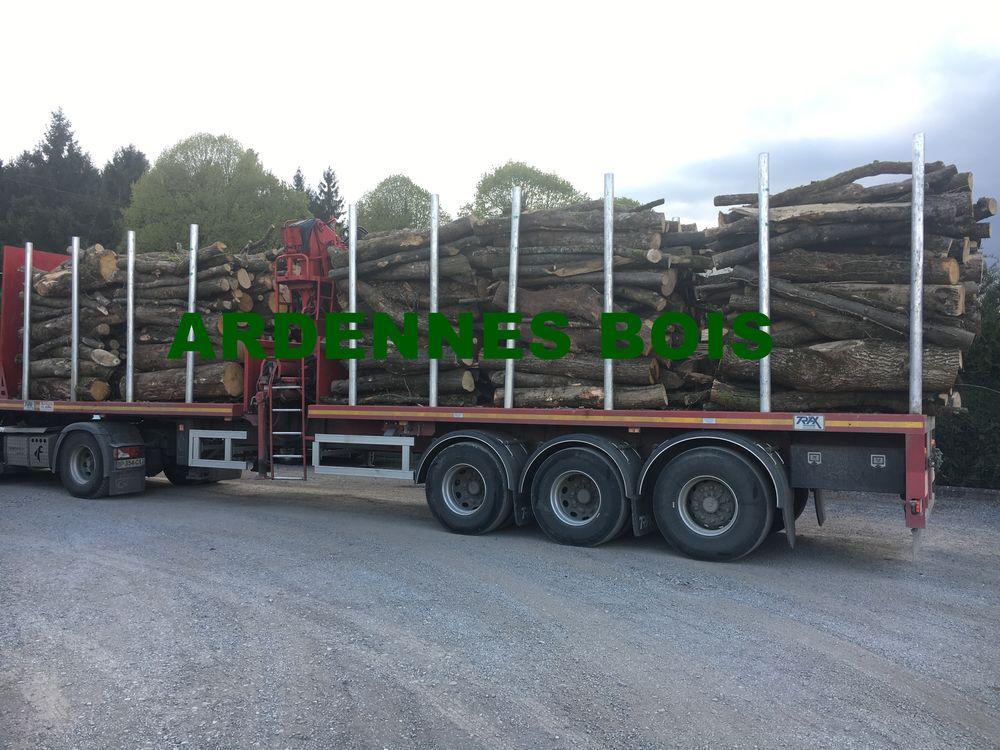 Bois de chauffage en longueur de 2 mètres par camion 40 Metz (57)
