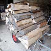 Bois de chauffage sec prêt à brûler 40 Bar-le-Duc (55)