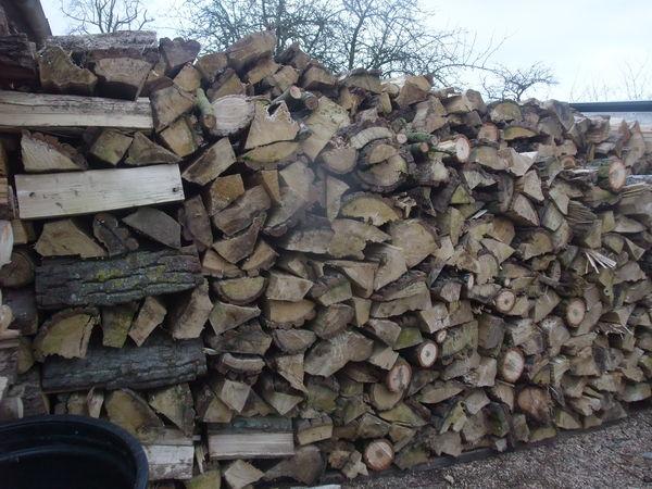 bois de chauffage  34 Bouvincourt-en-Vermandois (80)
