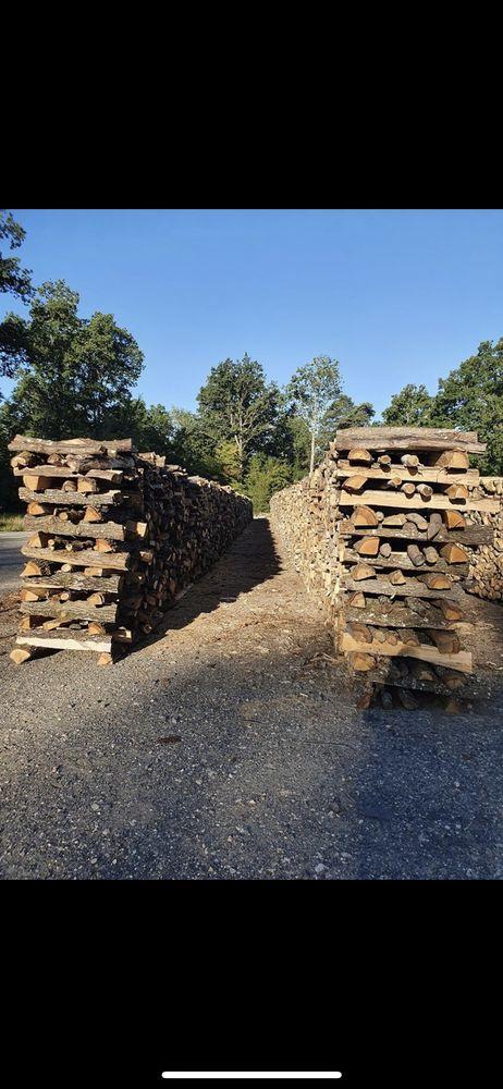 Bois de chauffage dur et sec  50 La Rochette (77)