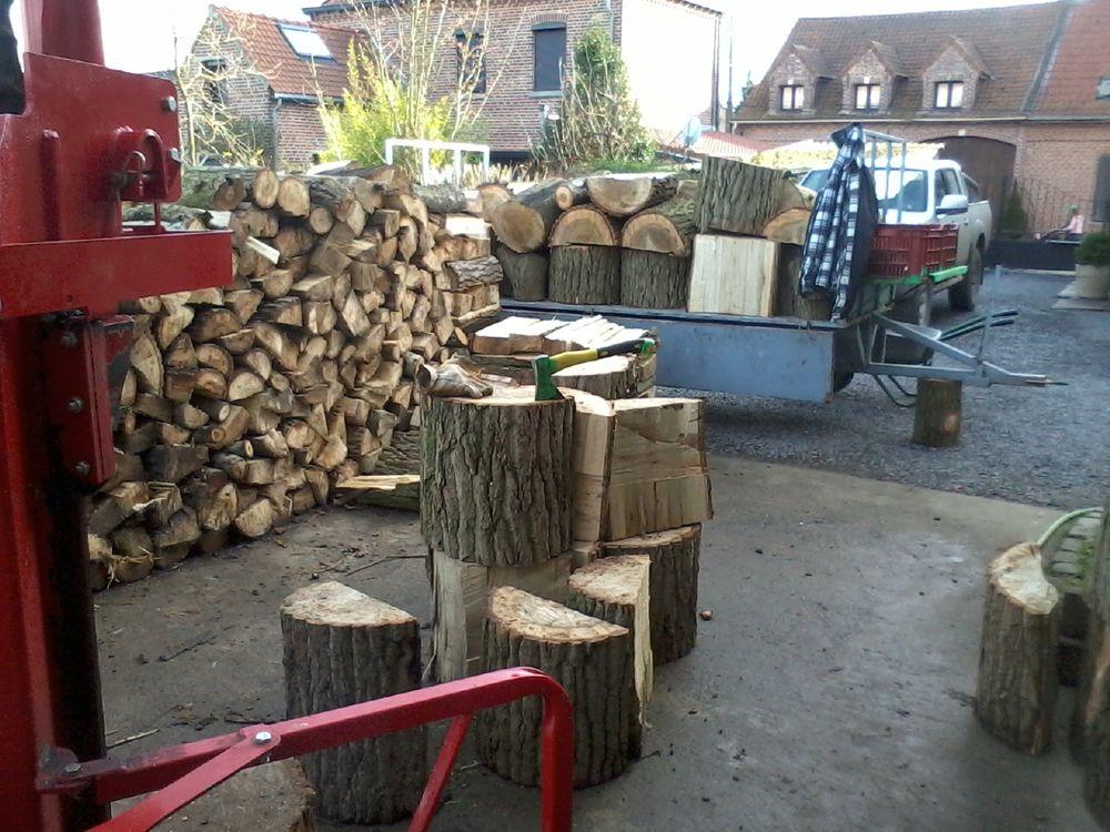 bois de chauffage sec 50 Camphin-en-Pévèle (59)