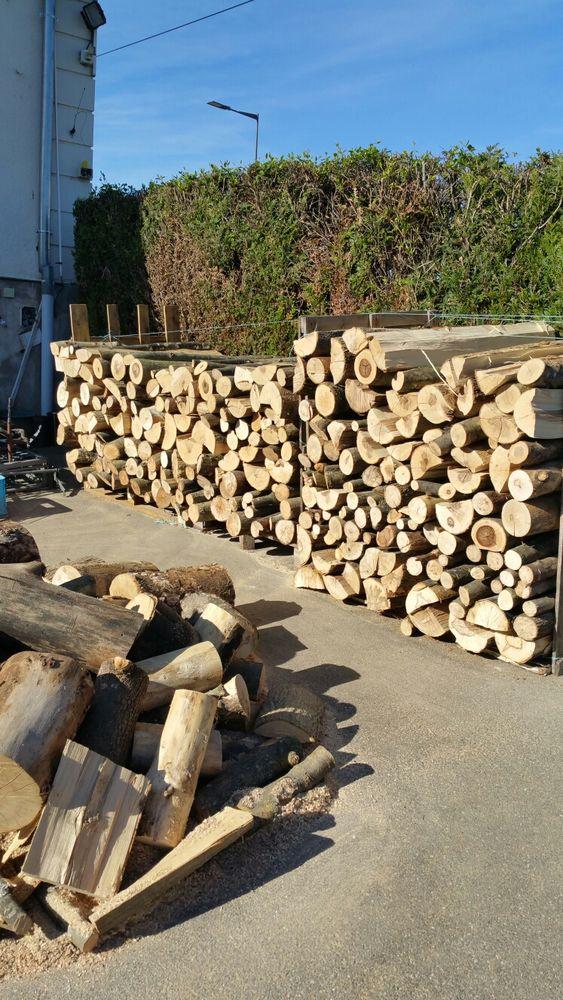 bois pour chauffage 60 Colmar (68)