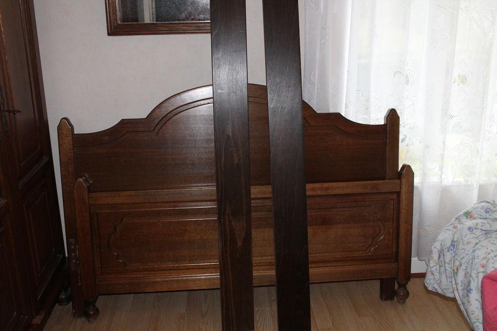 Bois de lit nus  Sans Sommier  100 Charleville-Mézières (08)