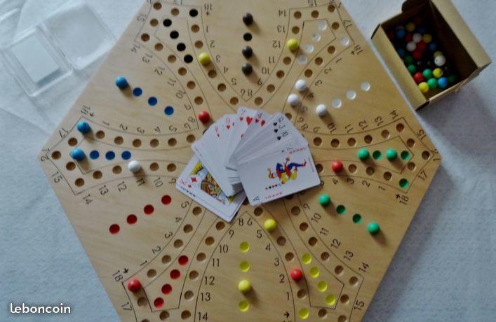 jeu bois 45 Renazé (53)