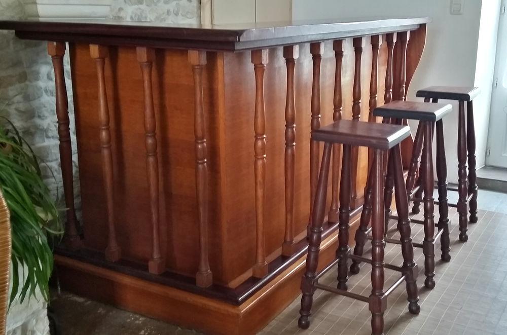 Bar en bois 150 Surgères (17)