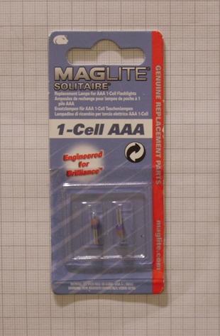 Boite de 2 ampoules pour MagLite, NEUVE. 5 Guéret (23)