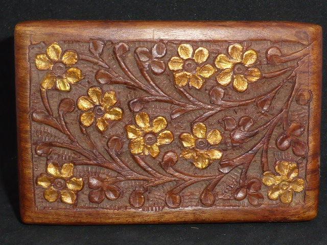 boite en bois décor fleurs 6 Rueil-Malmaison (92)